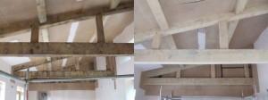 Aérogommage, sablage ou hydrogommage pour le décapage du bois